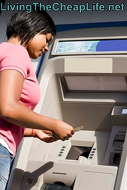 Chase Bank ATM-instructies: geld