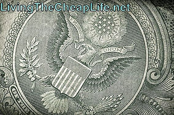 US-Dollar-Detail