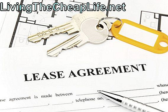 Rider till Lease Agreement