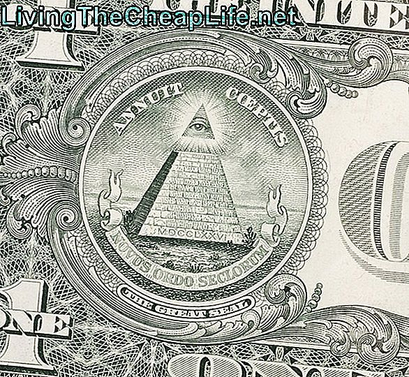 Eye of Providence - Een dollarbiljet