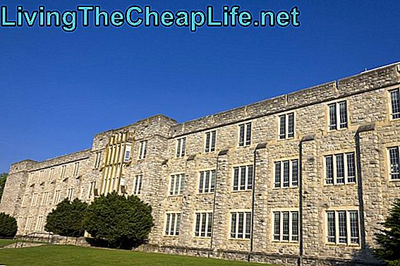 Williams Hall vid Virginia Tech University