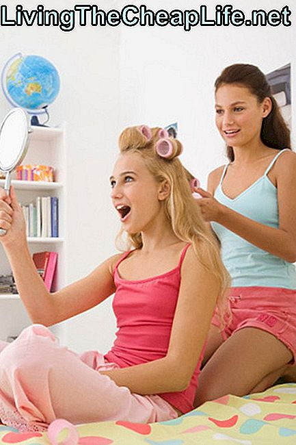 Billige Slumber Party Ideas for Girls