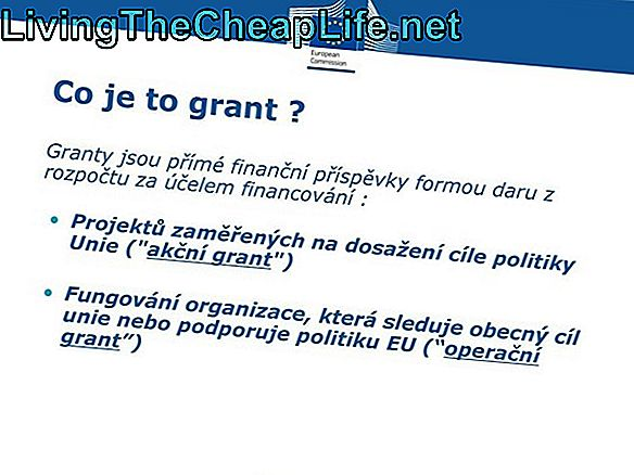 Co je to Grant Deed?