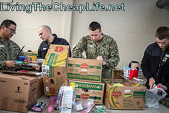 GI Bill och Food Stamp Benefits