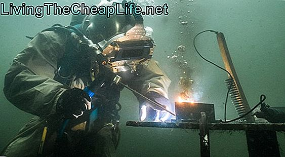 Deep Sea Welding Salary