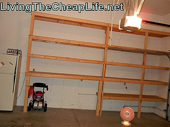 Billige Garage Ceiling Solutions