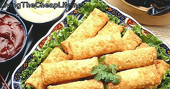 Simple & Cheap Finger Food Ideas