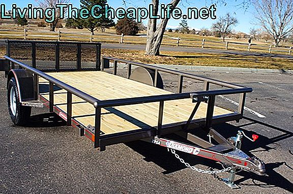 Come registrare Utility Trailers in Texas