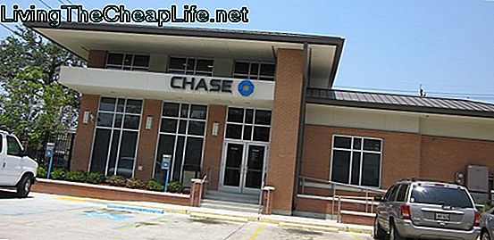 Chase Bank ATM-instructies