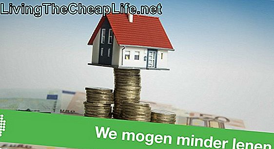 Wat is de loan-to-value ratio voor een omgekeerde hypotheek?